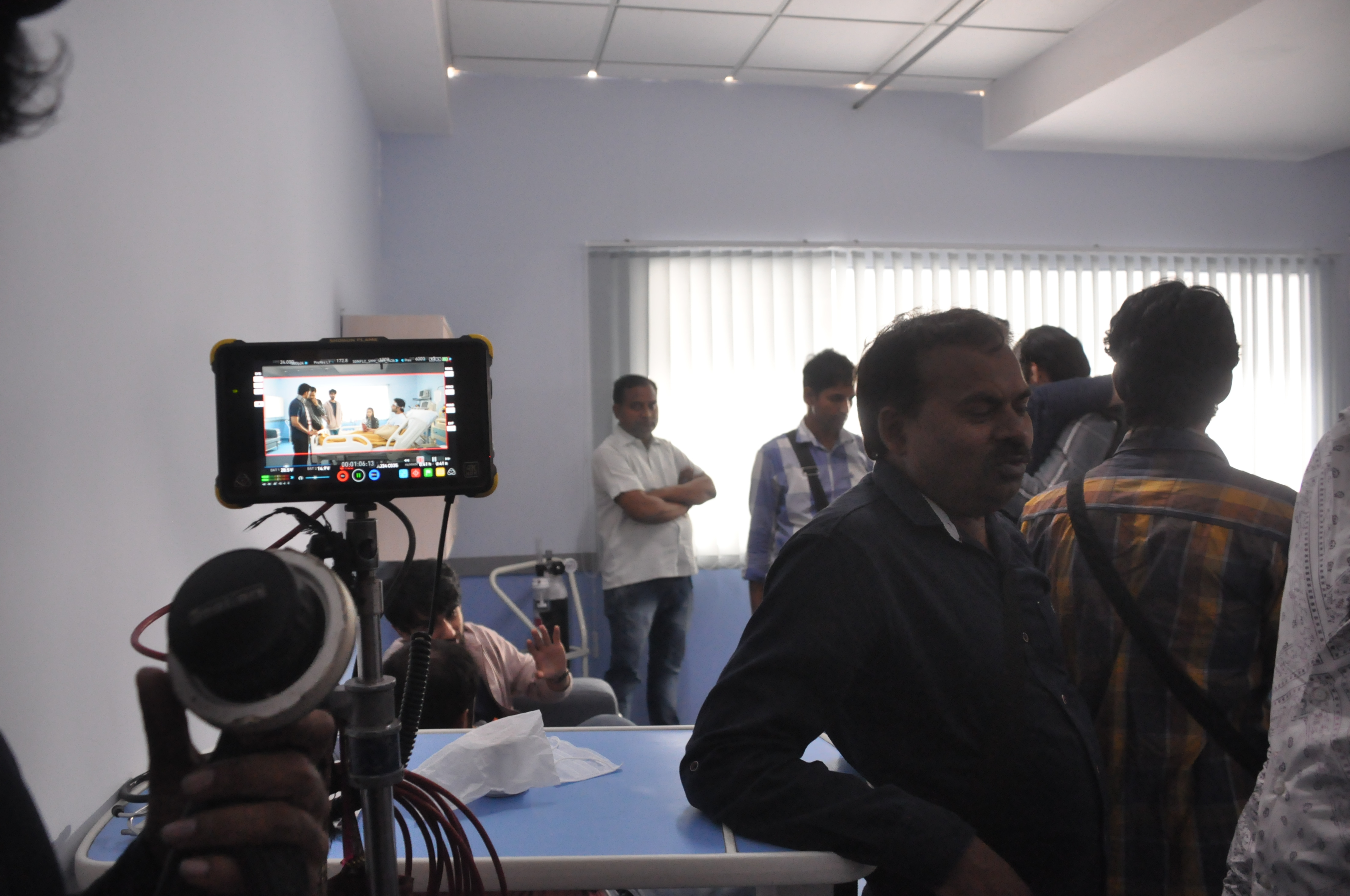 """""""Hum Chaar"""" Hindi feature film shooting completed successfully line production by Truewaynetwork"""
