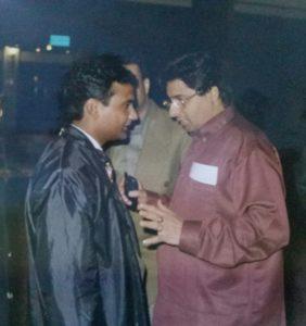 1999 shooting Feature film Tera jaadu Chal gaya