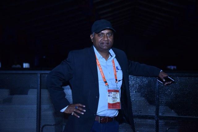 Line Producer Satya Prakash Shukla